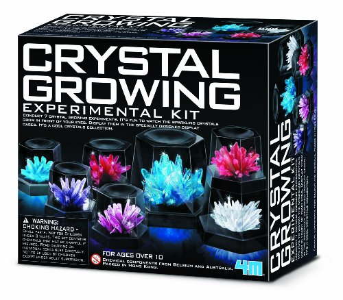 4M Crystal Growing Experiment | Everything Metaphysical